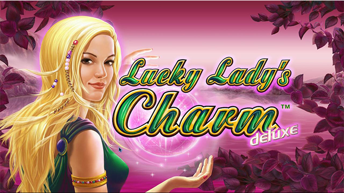 Lucky Lady's Charm Deluxe Pokie